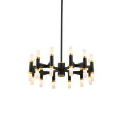 Kuzco CH19722-BK chandelier