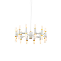Kuzco CH19722-WH chandelier
