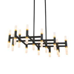 Kuzco CH19732-BK chandelier