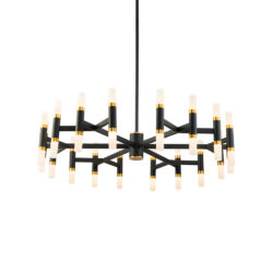 Kuzco CH19733-BK chandelier