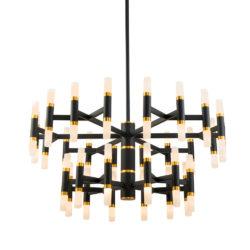 Kuzco CH19833-BK chandelier