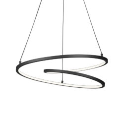 Kuzco PD11119-BK chandelier