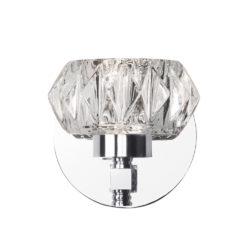 Kuzco VL54204-CH vanité 1 tête