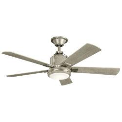 Kichler 300052NI ventilateur intérieur