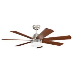 Kichler 300239NI ventilateur intérieur