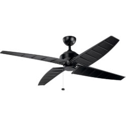 Kichler 300250SBK ventilateur extérieur