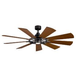 Kichler 300265AVI ventilateur intérieur