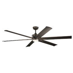 Kichler 300301OZ ventilateur extérieur