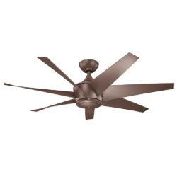 Kichler 310112CMO ventilateur extérieur