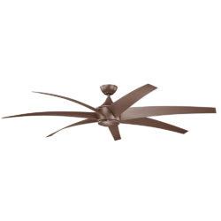 Kichler 310115CMO ventilateur extérieur