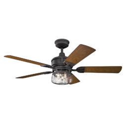 Kichler 310139DBK ventilateur extérieur