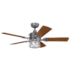 Kichler 310139WSP ventilateur extérieur