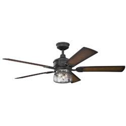 Kichler 310140DBK ventilateur extérieur