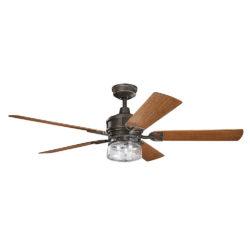 Kichler 310140OZ ventilateur extérieur