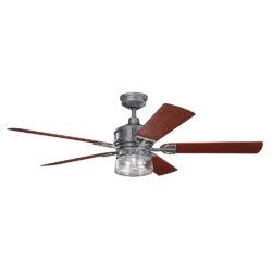 Kichler 310140WSP ventilateur extérieur