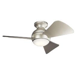 Kichler 330150NI ventilateur extérieur