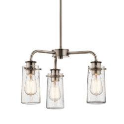 Kichler 43057CLP chandelier