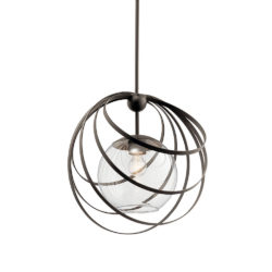 Kichler 44017OZ suspendu sphère
