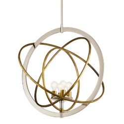Kichler 44203PN suspendu sphère