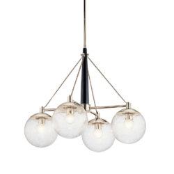 Kichler 44268PN chandelier