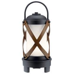 Kichler 49239BKTLED lampe avec radio