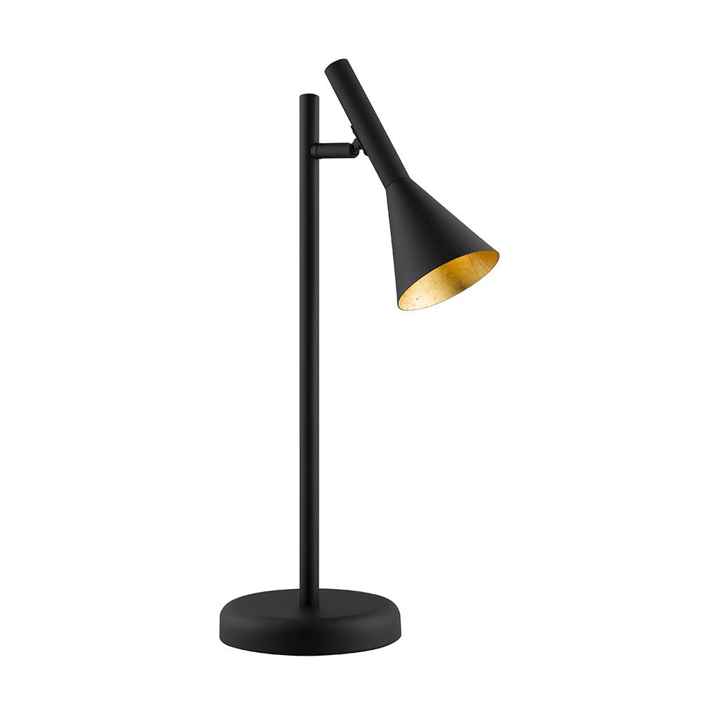 97805a Eglo De La Collection Cortaderas Lampe De Table