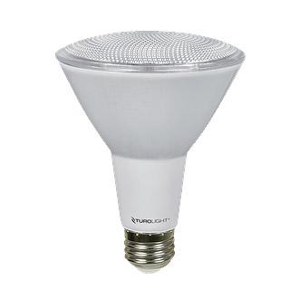 Turolight 1732207 ampoule par30 12w 840lm 3000k 40°