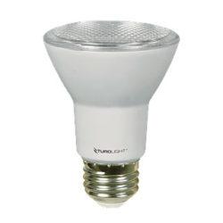 Turolight 1732511 ampoule par20 7w 500lm 5000k 40°