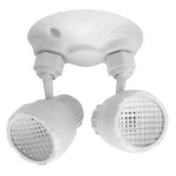 Turolight 3461112 lumière d'urgence 2 têtes