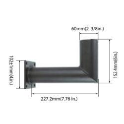 Turolight 3660016 adapteur de 90 degré pour série ssl